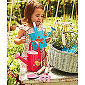 ELC Metal Watering Can - Pink