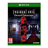 Resident Evil Origins Collection (XB1)