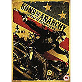 Sons Of Anarchy - Series 2 - Complete (DVD Boxset)