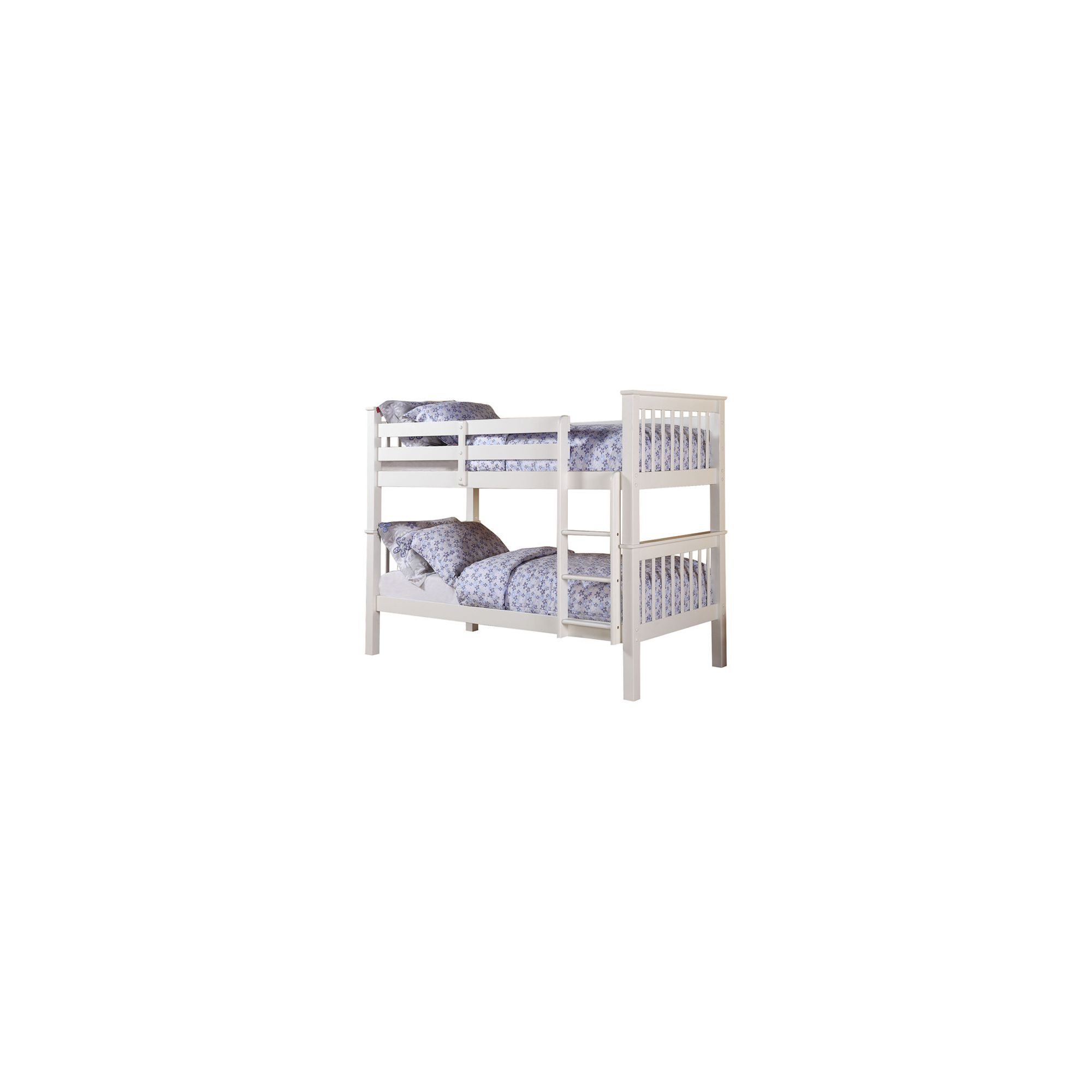Altruna Devon Bunk Bed Frame - White at Tesco Direct