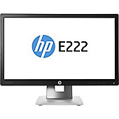 "HP Business E222 54.6 cm (21.5"") LED Monitor - 16:9 - 7 ms"
