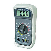 Digital Multimeter with Temperature Test