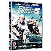Fast And Furious 5 - Rio Heist (DVD)