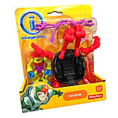 Fisher Price Imaginext Space Ion Crab