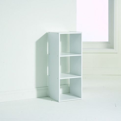 Elements Polar 3 Shelf Modular Storage