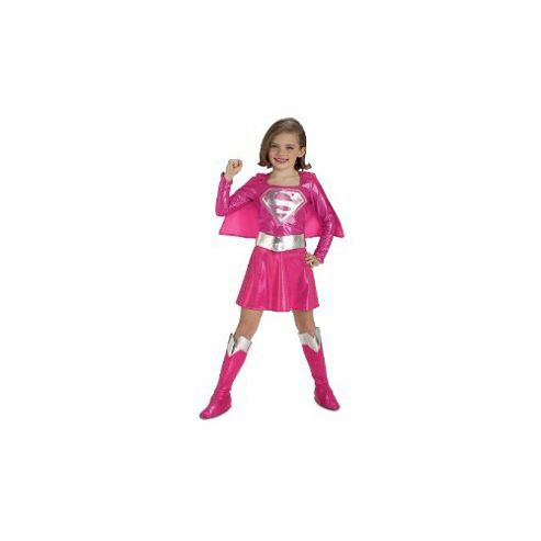 Rubies Fancy Dress - Supergirl Child Costume UK SMALL 3-4 Years
