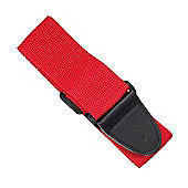 Rocket Nylon Guitar Strap - Red