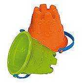 Gowi Toys 558-07 Castle Bucket (Colours Vary)