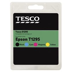 Tesco E1295 Multipack (Compatible with printers using Epson T1295 ink cartridges)