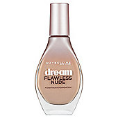 Maybelline Dream Flawless Nude Foundation Sand