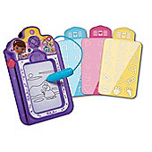 Vtech Disney Doc Mcstuffins Write And Learn Doctor's Bag AND Vtech Doc Mcstuffins Talk And Learn Clipboard