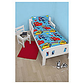 Character World Cars Bed Bundle