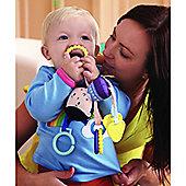 East Coast Baby Sensory Say Hello Activity Toy - Boy