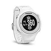 Garmin Approach S4 GPS Golf Watch - White