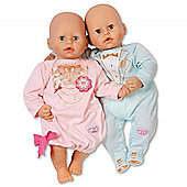 Baby Annabell Royal Oufit