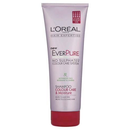 LOréal HairExpert Pure Colour Shampoo 250ml