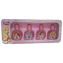 Disney Princess 4-Piece Eau De Toilette Set