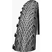 Schwalbe Furious Fred Tyre: 26 x 2.0 Black Folding. HS 395, 50-559, Evolution Line, TL Ready