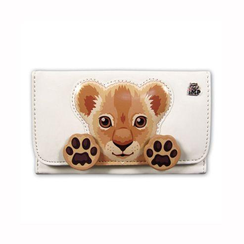 Animal Case: Lion Cub (DS XL Console)