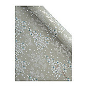 Linea Crystal Palace Sprig Wrapping Paper