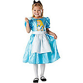 Alice in Wonderland Classic - Child Costume 3-4 years