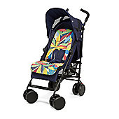 Mothercare Baby Nanu Plus Stroller Buggie- Tropical Flower