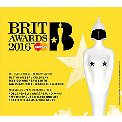Brit Awards 2016 (3CD)