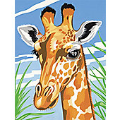 Reeves Medium Painting By Numbers Giraffe - Art Store