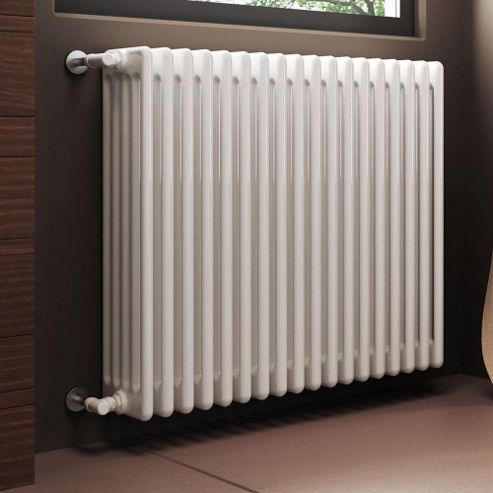 Modus 5 Column Italian Radiator 750mm High x 736mm Wide (16 Sections)