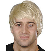 Barney Rubble Style Blonde Wig