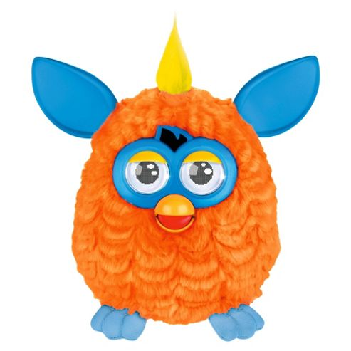Furby Orange/Blue