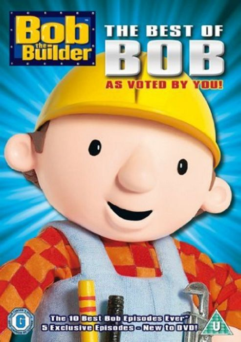 Bob The Builder - The Best Of Bob (DVD)