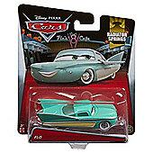 Disney Pixar Cars Diecast Flo