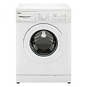 Beko WMB51021W Washing Machine, 5 Kg Load, 1000 RPM Spin, White, A+ Energy