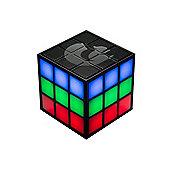 Goodmans GBTSPKCUBE LED Disco Cube Bluetooth Speaker