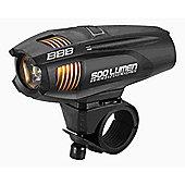 BBB BLS-72 - Strike 500lm LED Rechargable Front Light