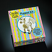 Crafty Kids Puppet Kit - Make your own Horse Puppet 6yrs+