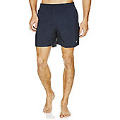 Speedo Plain Swim Shorts - Blue