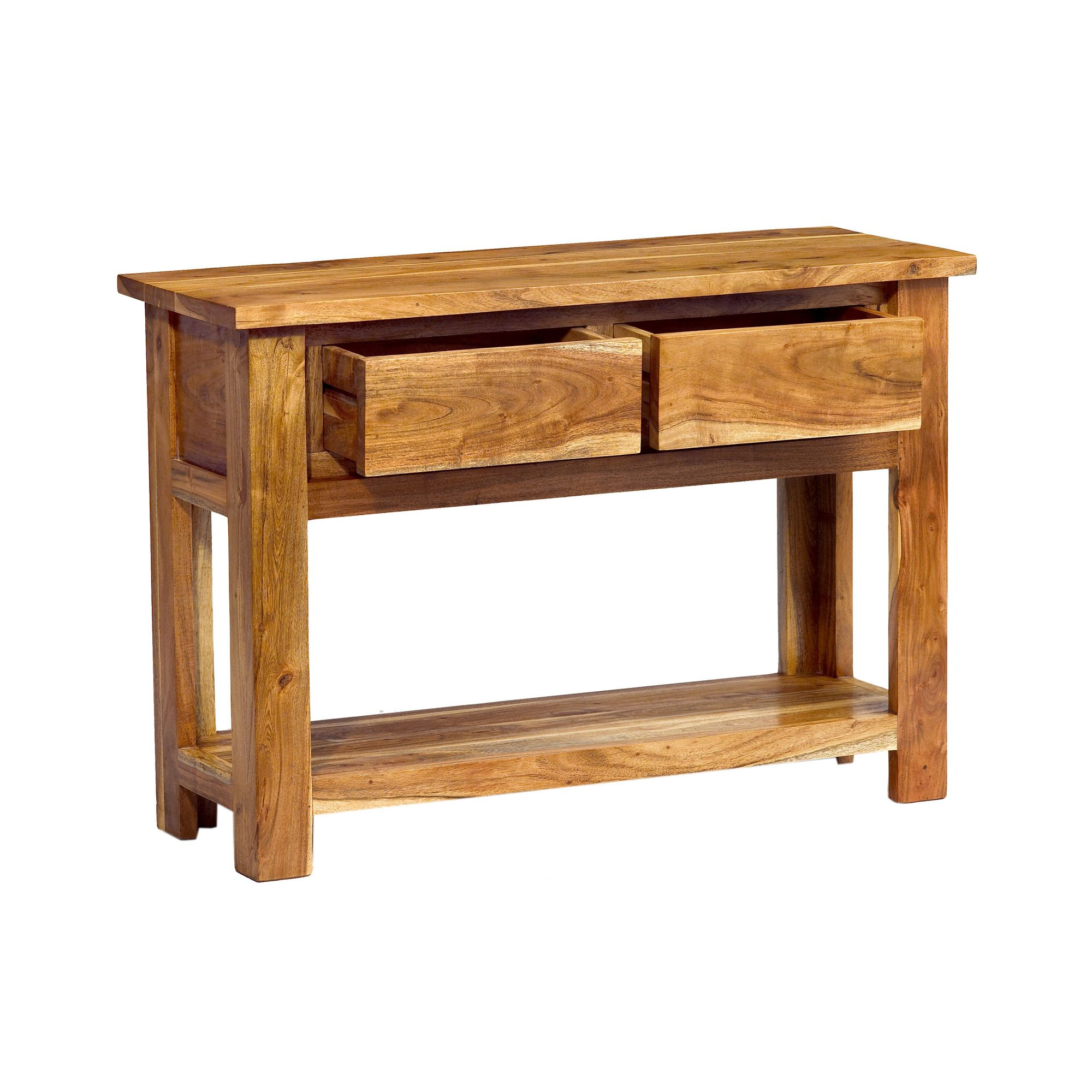 Indian Hub Metro Console Table