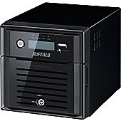 Buffalo TeraStation 3200 8TB (2x4TB) 2-Bay Business NAS TS3200D0802-EU Simultaneous NAS and iSCSI target functionality