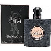 Yves Saint Laurent Black Opium Eau de Parfum (EDP) 50ml Spray For Women
