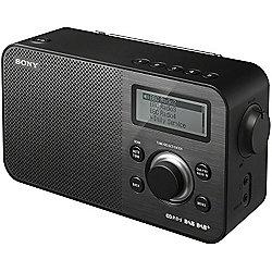 Sony XDRS60DBP Portable Radio - Black