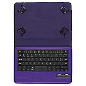 Kit Universal Keyboard Case 7 IN Purple