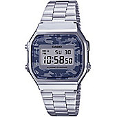 Casio Unisex Stopwatch Watch A168WEC-1EF