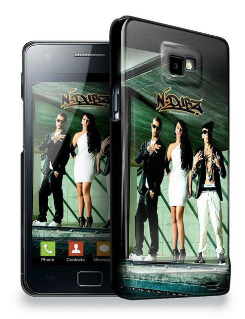 Samsung Galaxy S2 - Official NDubz Phone Clip Case