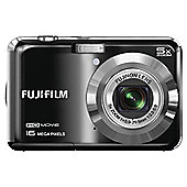 "Fuji AX650 Digital Camera, Black, 16MP, 5x Optical Zoom, 2.7"" LCD Screen"