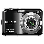 "Fuji AX650 Digital Camera, Black, 16MP, 5x Optical Zoom, 2.7"" LCD Screen"
