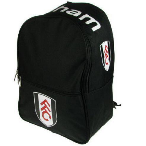 Fulham F.C. Backpack Black