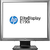 HP EliteDisplay E190i (18.9 inch) LED Backlit IPS Monitor 1000:1 250cd/m2 1280x1024 8ms DisplayPort/DVI-D