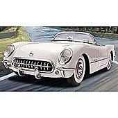 Revell 53 Corvette Roadster 1:24 Car Plastic Model Kit 07067